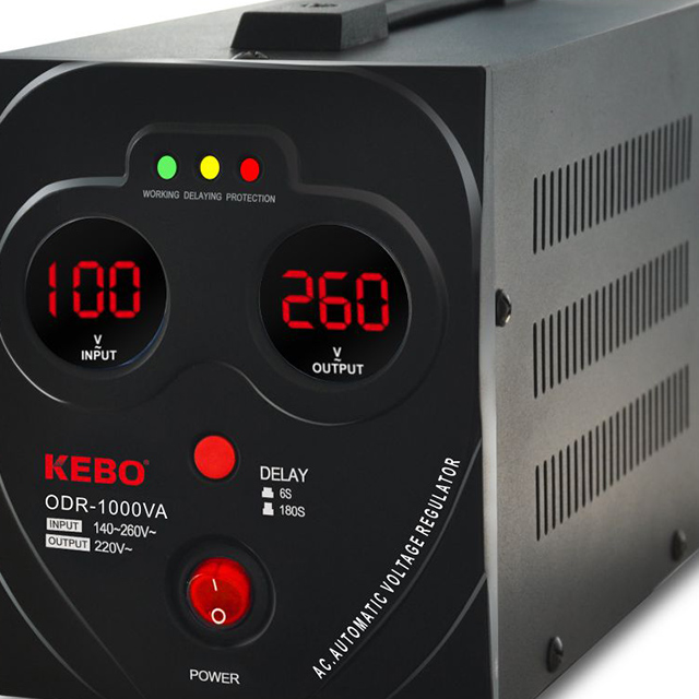 voltage stabilizer for home range advanced stabilizer KEBO Brand