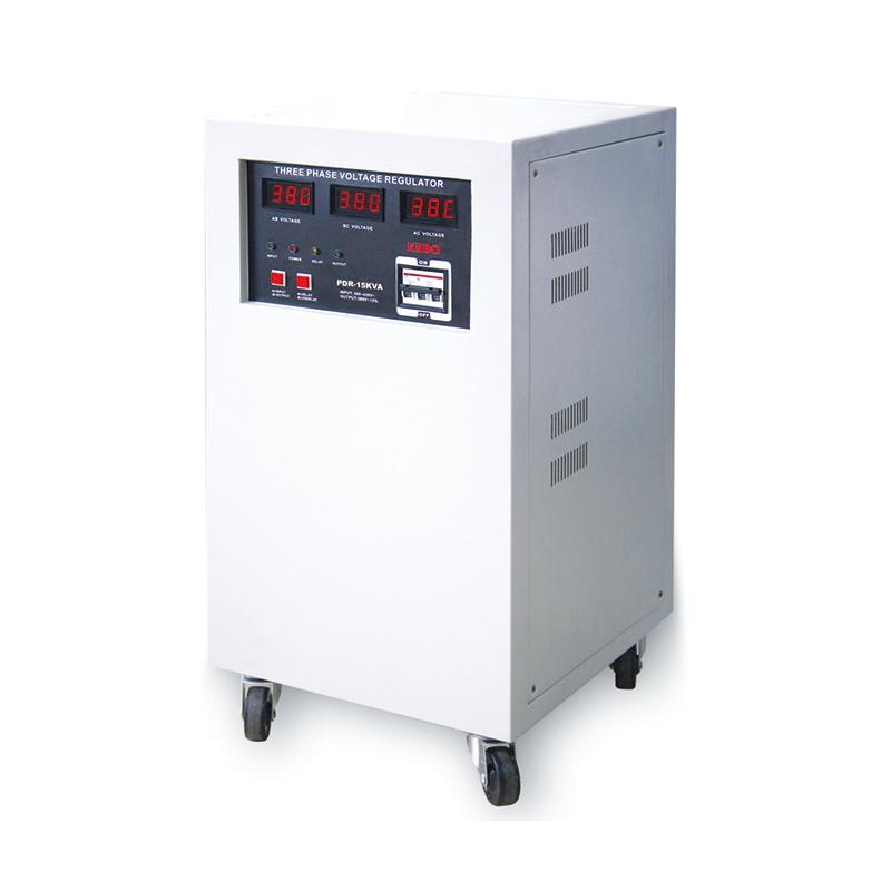 KEBO -High Efficiency Servo Motor Type Three Phase Stabilizer Pdr-10k15k20k30kva-2