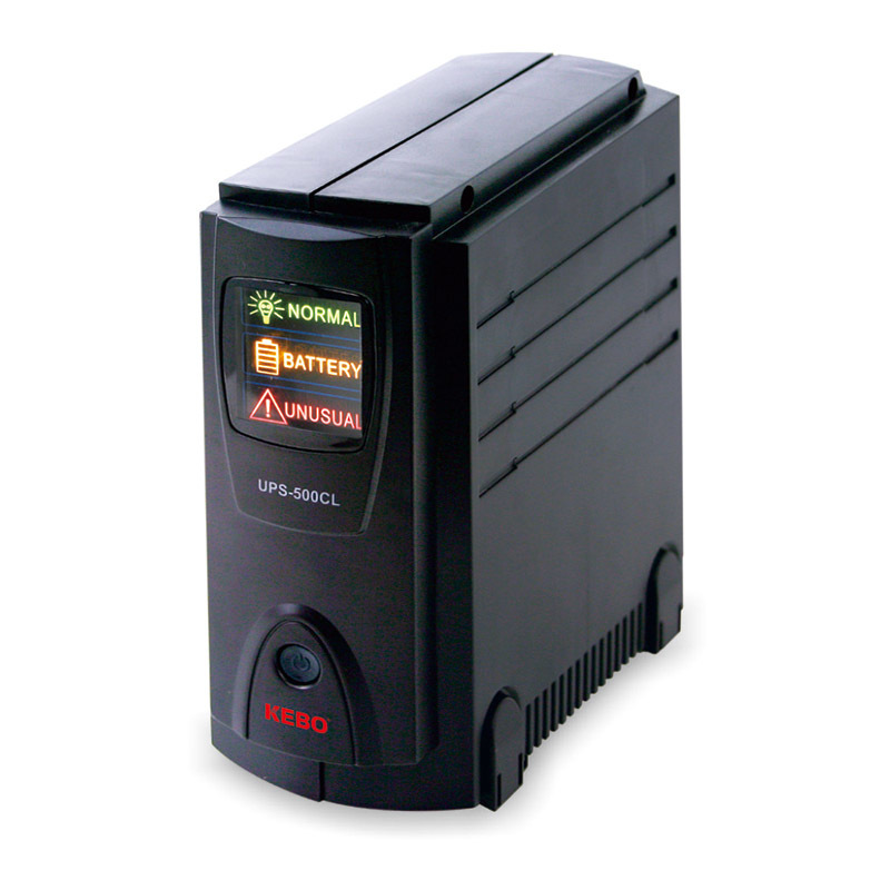 Uninterruptible Power System UPS-600/650/1000/1200CL For PC Use