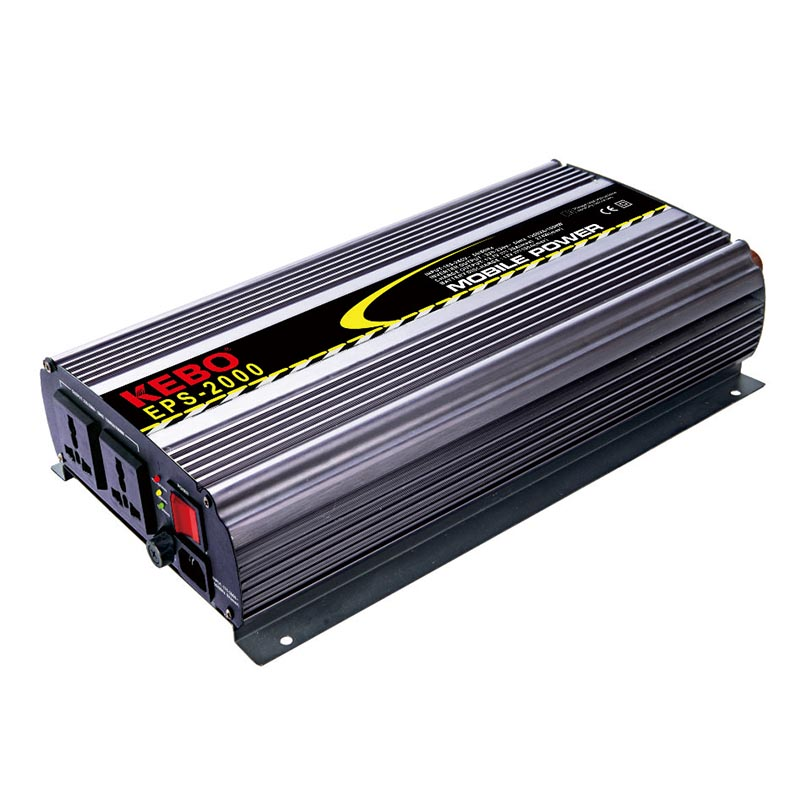 KEBO -Dc Inverter Ac, Sine Wave Dc To Ac Inverter Wallmounted Eps Series With Charger