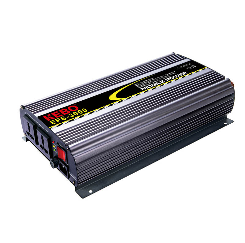 KEBO -Dc Inverter Ac, Sine Wave Dc To Ac Inverter Wallmounted Eps Series With Charger-1