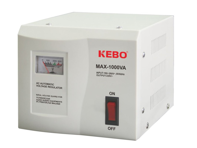 KEBO Brand compressors output dual voltage stabilizer for home