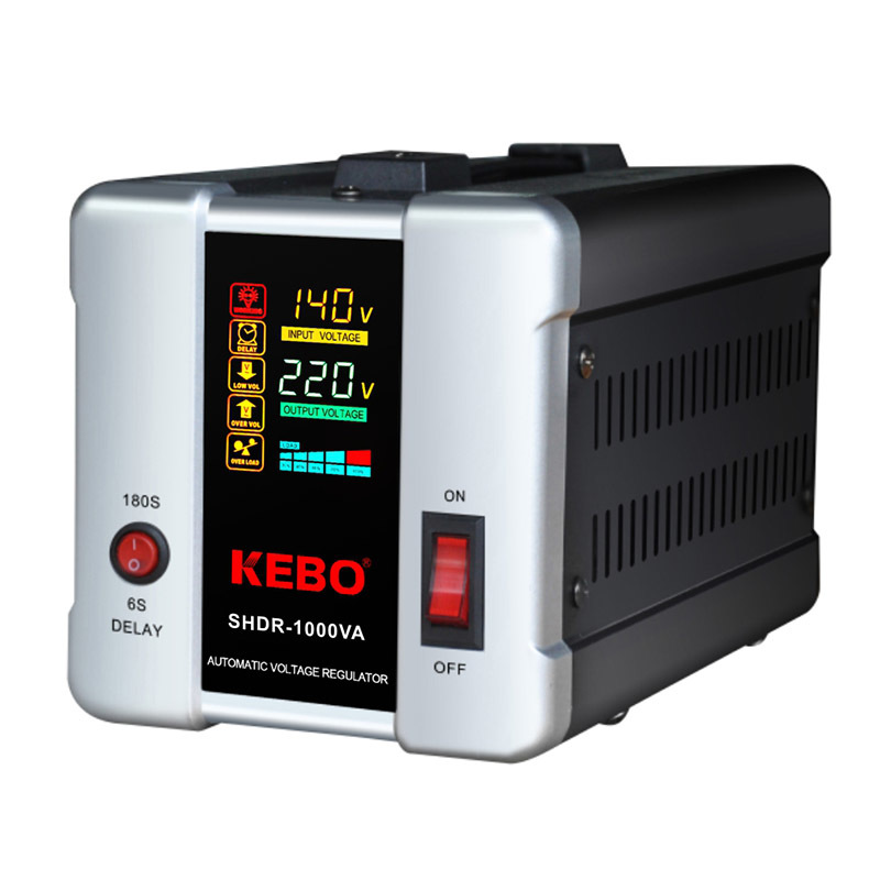 Advanced AVR Relay Voltage Stabilizer SHDR for All Home Appliances
