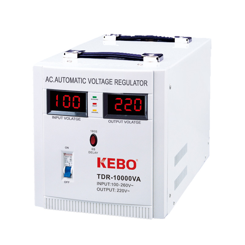 KEBO -Manufacturer Of Avr Generator Industrial Single Phase Relay Type Automatic