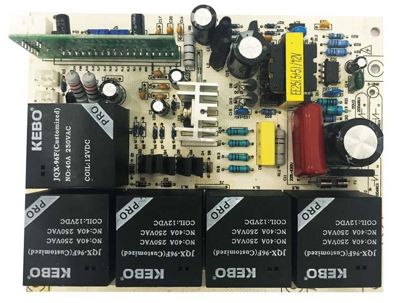 dual voltage generator regulator automatic KEBO company