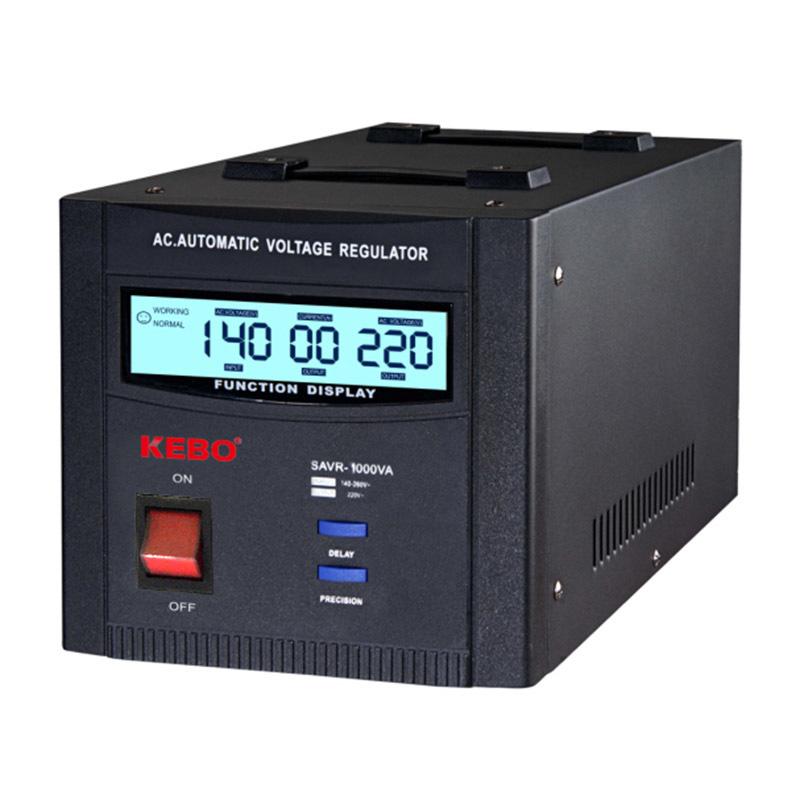 Single Phase Servo Motor Type Automatic Voltage Regulator SAVR series 1K/1.5K/2K/3K/5KVA