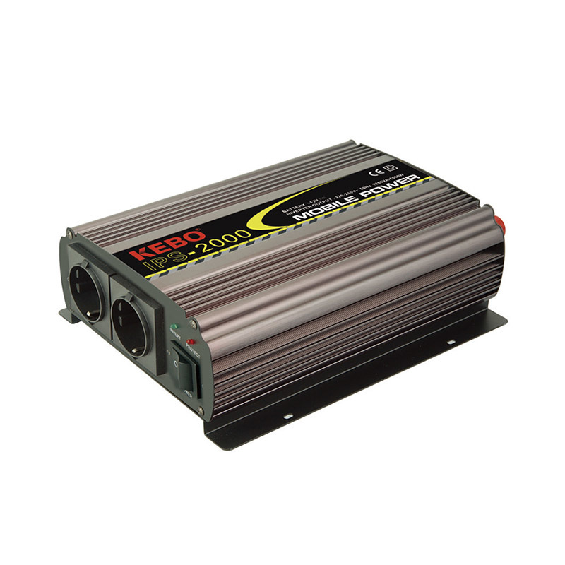 true sine wave inverter efficient output eps Warranty KEBO