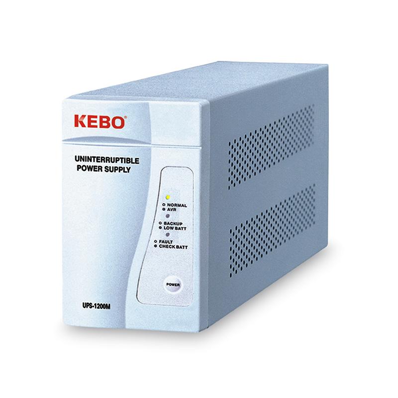 KEBO -Ups Unit Ups Power Supply E-series With Inbuilt 12v Lead-acid Batteries-1