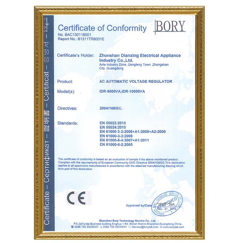 IDR- EMC