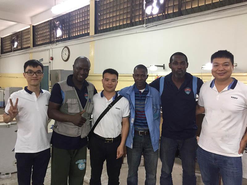 2018-08 Nigeria Field Visit