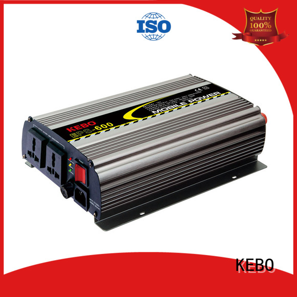 KEBO Brand charger wallmounted efficient eps dc to ac inverter