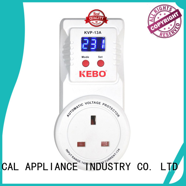 wall plug surge protector electrical voltage guard Warranty KEBO
