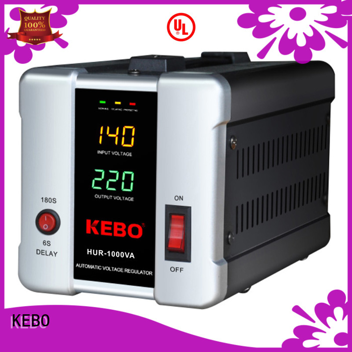 single generator regulator home KEBO company