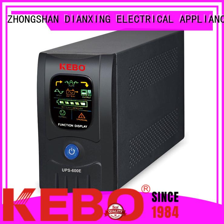 KEBO Brand leadacid economic eseries phase power backup