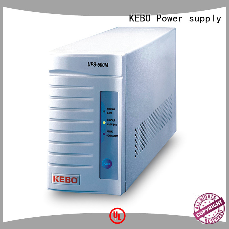 KEBO Brand leadacid function single line interactive ups supplies