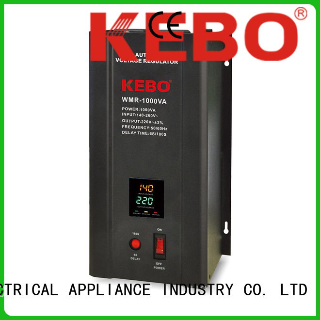 slim servo stabilizer meter advanced KEBO company