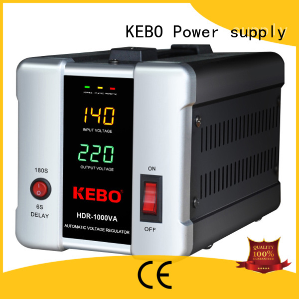 metal classical output voltage stabilizer for home KEBO manufacture