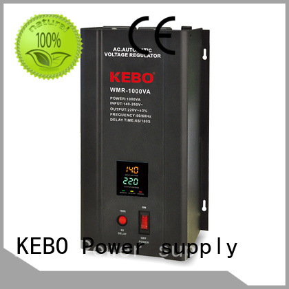 display servo stabilizer meter voltage KEBO company