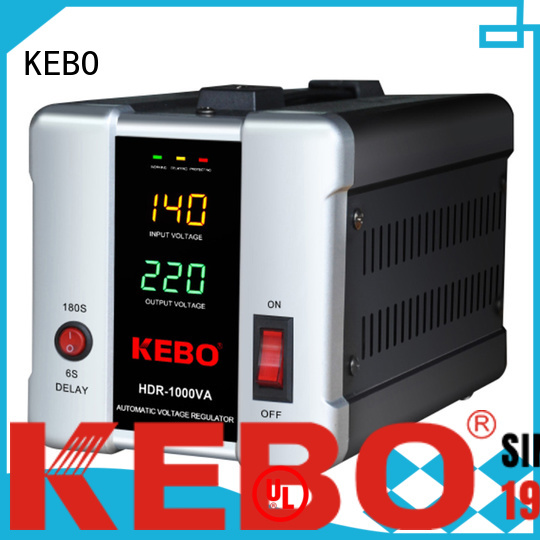 wide meter voltage stabilizer for home efficiency comfortable KEBO Brand