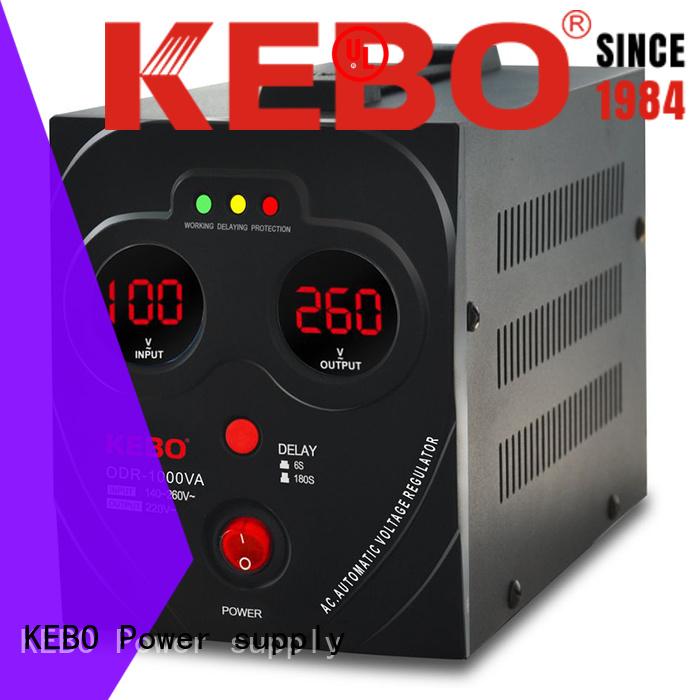 KEBO Brand pump transformer refrigerator stabilizer generator regulator