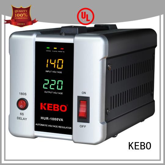 KEBO Brand toroidal range voltage stabilizer for home efficiency supplier