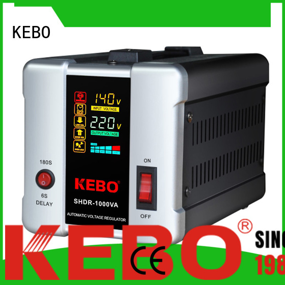 KEBO Brand refrigerator industrial wide voltage stabilizer for home