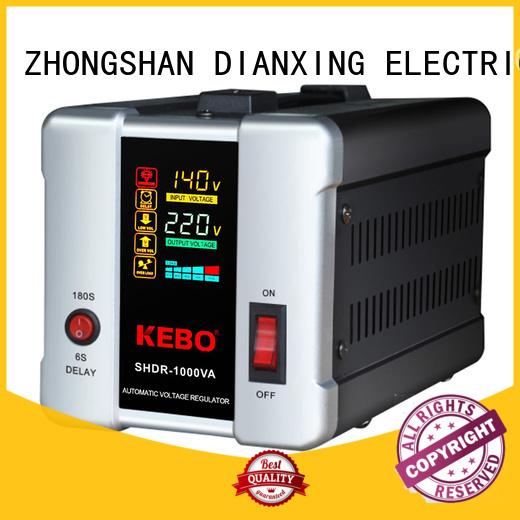 case desktop water KEBO Brand voltage stabilizer for home factory