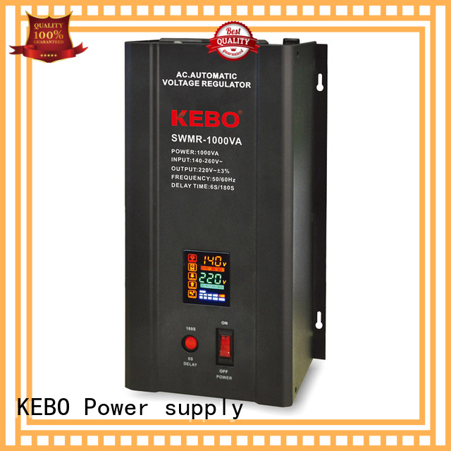 wallmount servo stabilizer voltage KEBO company