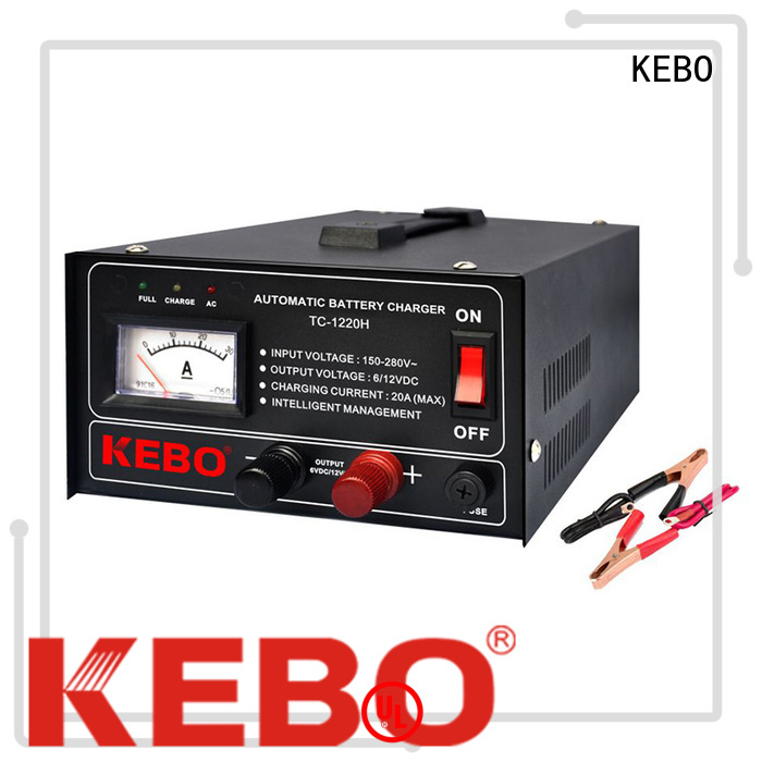 series price automatic KEBO Brand marine battery charger manufacture
