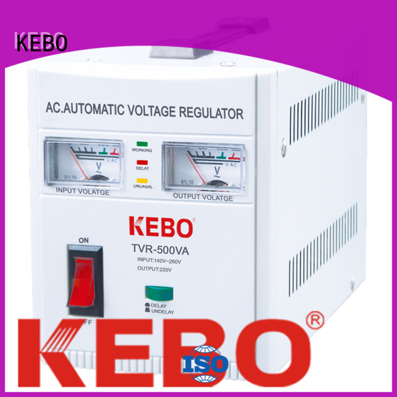 KEBO Brand solution automatic generator regulator stabilizer factory