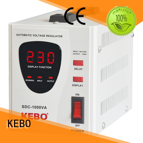 slim output display servo stabilizer KEBO Brand company