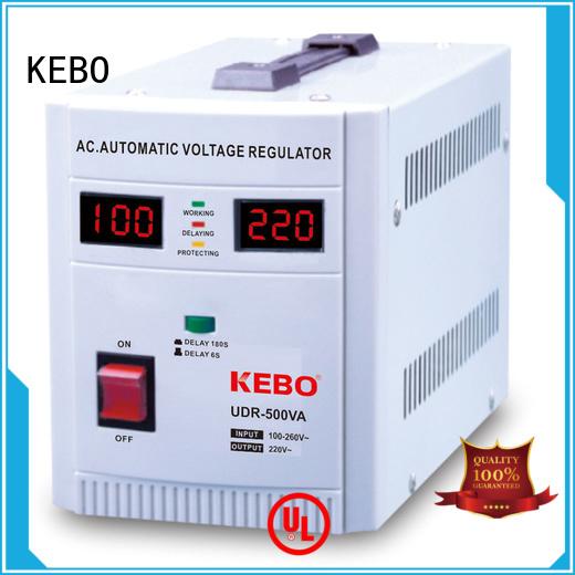 voltage stabilizer for home compressors series generator regulator KEBO Brand