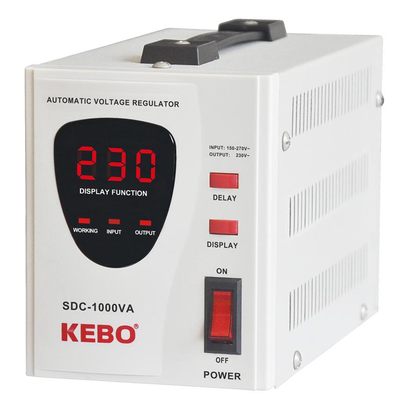 Hot servo stabilizer regulator KEBO Brand
