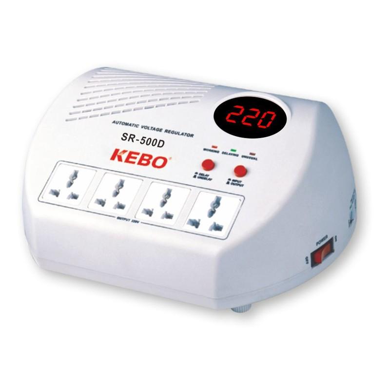 Popular Home Voltage Regulator Socket Type SR Series 500VA/1000VA/1500VA/2000VA