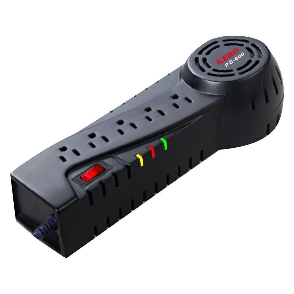 Socket Type 110V/120V Voltage Regulator PS-600/800/1200 for South America