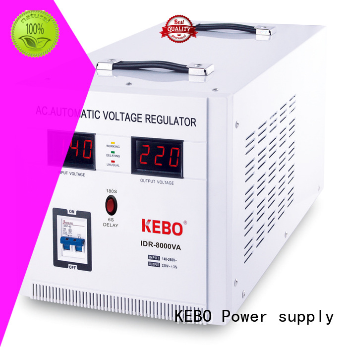 regulator stabilizer automatic OEM servo stabilizer KEBO