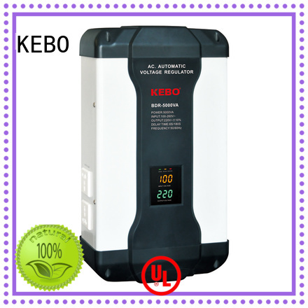 KEBO Brand output range phase voltage stabilizer for home regulation