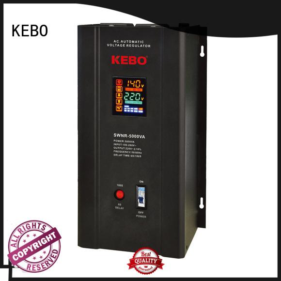 Wholesale socket voltage stabilizer for home display KEBO Brand