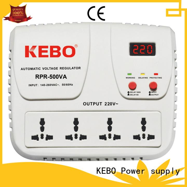 metal voltage stabilizer for home output wide KEBO Brand